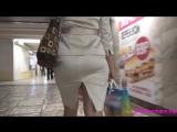 Sexy ass in mini dress, девушка в мини юбке на улице города, классная попка, porno big ass, sexy ass, ass in mini skirt