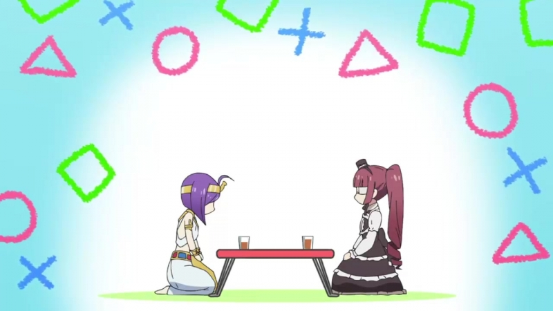 Jashin-chan Dropkick - 02 [Animevost.org]