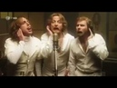 Bee Gees - Stayin Alive parody. Sound recording in studio