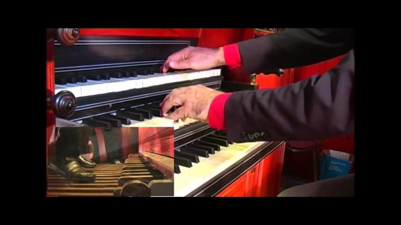 639 J. S. Bach - Ich ruf zu dir, Herr Jesu Christ (Orgelbüchlein No. 41), BWV 639 - Willem van Twillert