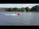 Соревнование по водно-моторному спорту Невского района