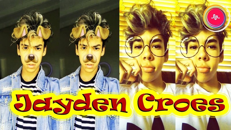 The FUNNIEST Comedy Jayden Croes Musical.ly - Best Musers 2018