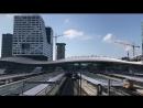 Утрехт. Железнодорожный вокзал.