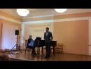 Областной музыкальный конкурс Весенняя капель