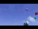 запускаем шарики