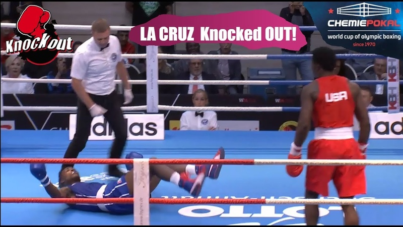 La CRUZ was Knocked OUT