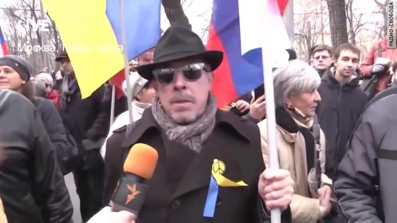 Макарчик прыгает против Путина и за Окраину