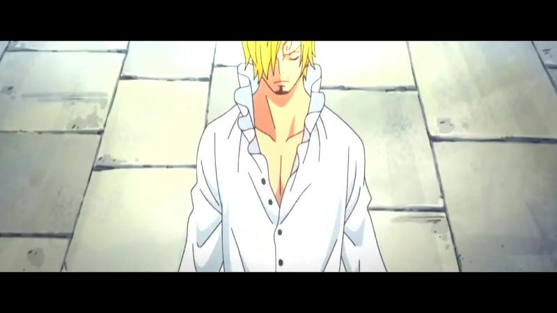 Anime Rap - Sanki _ Аниме Реп - Санджи (Ван Пис_One Piece) 2017