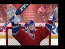 Голы второй игры серии Montreal Canadiens - Buffalo Sabres.полуфинал