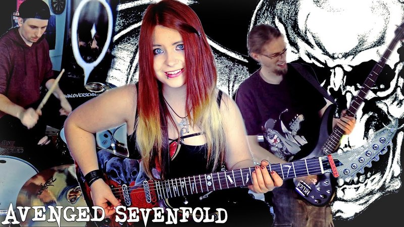 AVENGED SEVENFOLD Unholy Confessions COVER INSTRUMENTAL Jassy J Paddl WhiteSlash