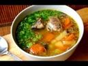 Уха из сардин Вкусный суп с консервами сардина в масле с рисом