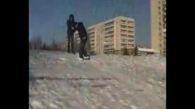 БАНЗАЙ - Стану твоим сном (дэмо клип)