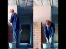 Постройка камина Рабочий процесс 👍👍👍 часть 2