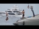 EXCLUSIVE Nicole Scherzinger and boyfriend Grigor Dimitrov in Saint Tropez Part 2
