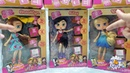Boxy Girls Dolls with Mystery Blind Bags! Oopsy Doopsy Girl Toy Videos!