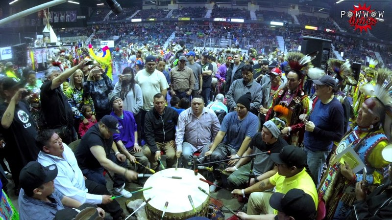 Wild Horse Singers Intertribal Time @ Regina Powwow 2018