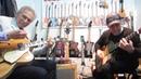 Нар арт России Алексей Кузнецов на экспозиции СОВЕТСКИЕ ГИТАРЫ Выставка NAMM Musikmesse 15 09 2018