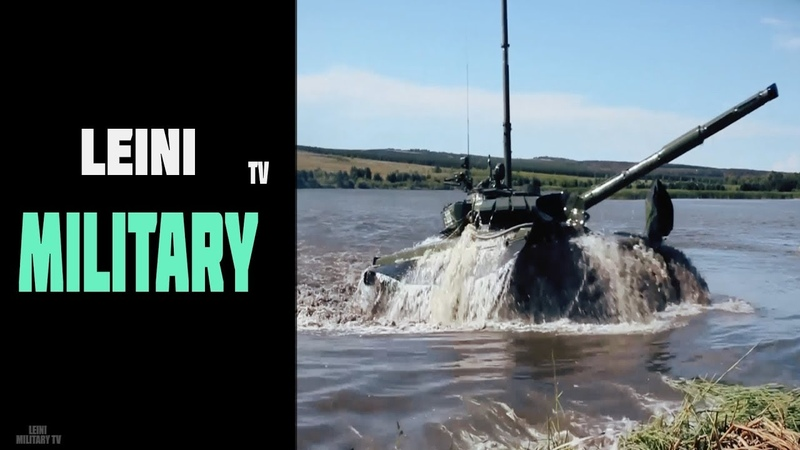 Tactical exercises of the Russian Army 2018