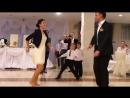Девушка на свадьбе танцует Супер ЗАЖИГАТЕЛЬНУЮ ЛЕЗГИНКУ