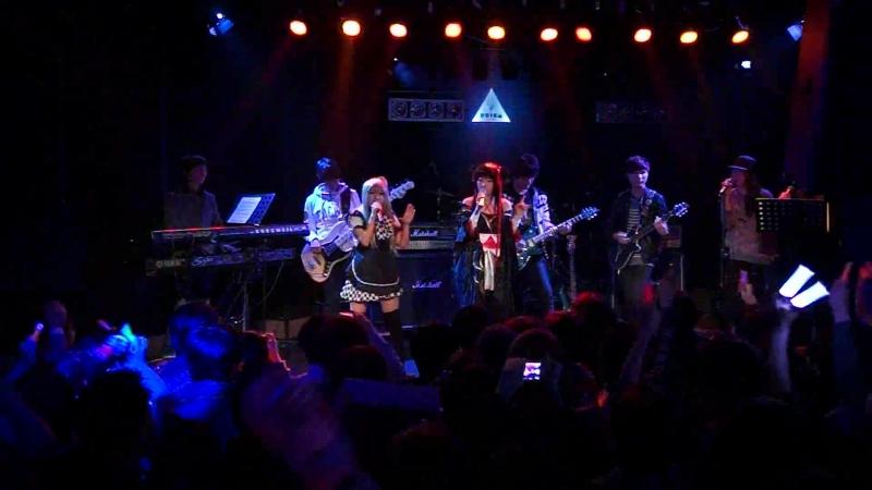 Haiyore! Nyaruko san W OP Koi wa Chaos no Shimobe nari Band cover (FULL VIDEO)
