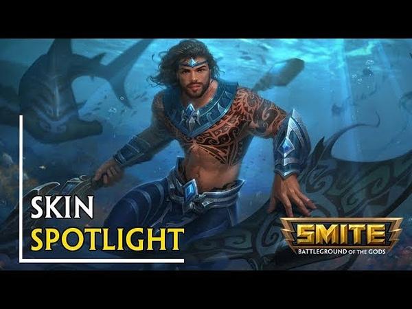 Riptide Poseidon Skin Spotlight