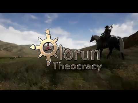 奧羅倫: 天授神權 搶先體驗版預告片 Olorun: Theocracy Early-Access Trailer