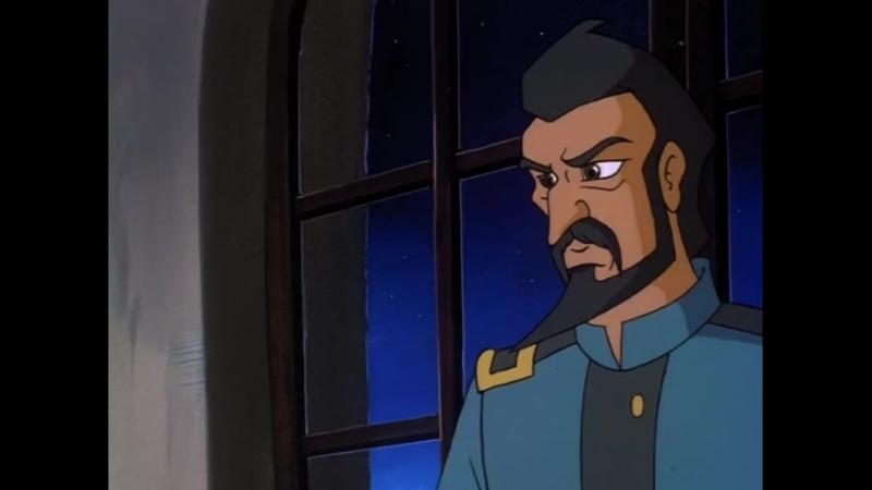 Зорро 1997 сезон 1 серия 5 The Enforcer Ликвидатор