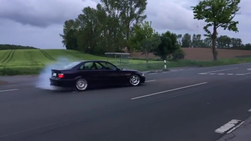 Ultimate BMW E36 Compilation - Sounds Drift Launch