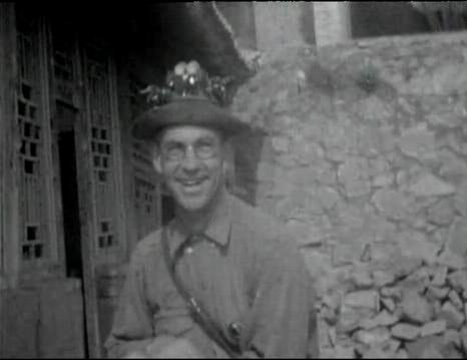Sidney D Gamble Pilgrimage to Miao Feng Shan