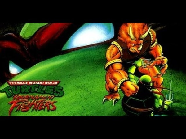 Турнир Tournament по игре TMNT TF NES 35 Dynamik VS tim 08 09 18