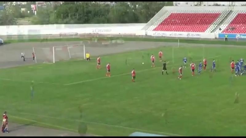 Голы иркутского Зенита в матче с Читой