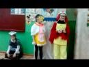 Петушок и бобовое зёрнышко постановка 2 класса, 22.12.2017