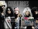 Guns N' Roses в Москве Открытие Арена 13.07.2018..