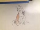 Рисую для комикса лл