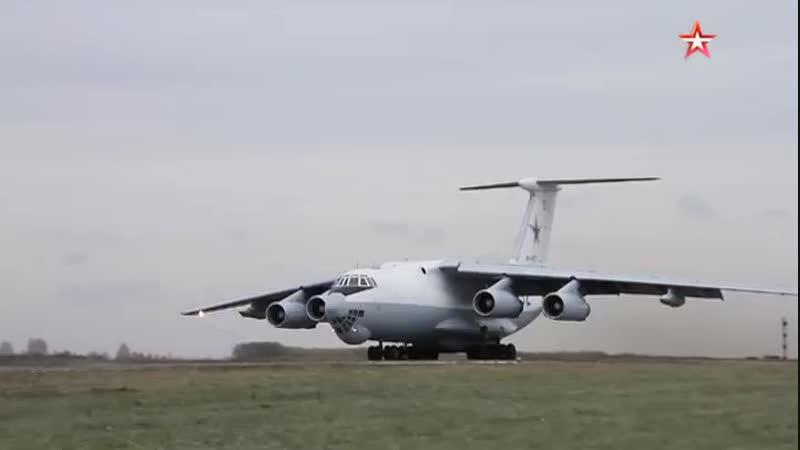 Адские утята провели сложнейшую операцию в небе над Уралом уникальные кадры