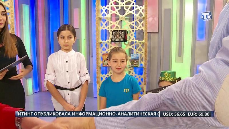 На телеканале «Миллет» наградили победителей конкурса чтецов