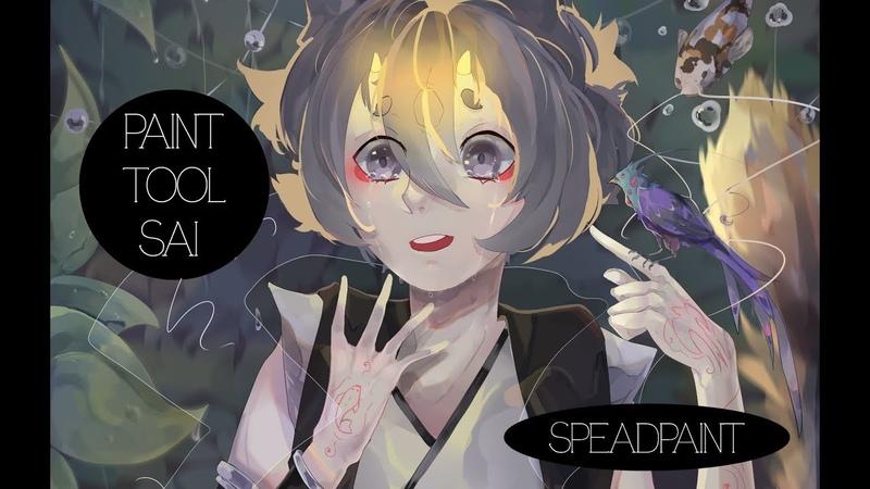 Speedpaint [Paint Tool Sai] Shoga Saiko