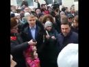Губернатор Московской области Воробьев и Розовая Шапока