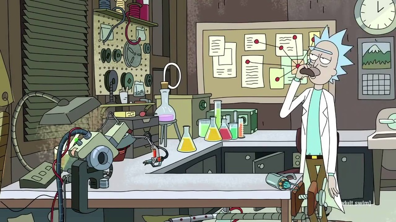 Rick and Morty Season 2 Episode 3 ending (Do you feel it)