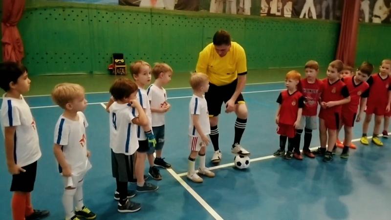Турнир 2-2018 Метеор (Сортировка) — Soccer kids