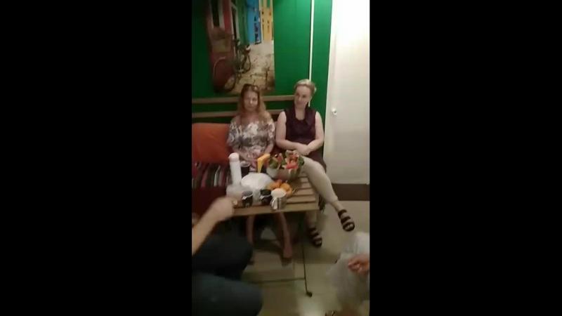 Вопрос-ответ с Сашей Трофимовой
