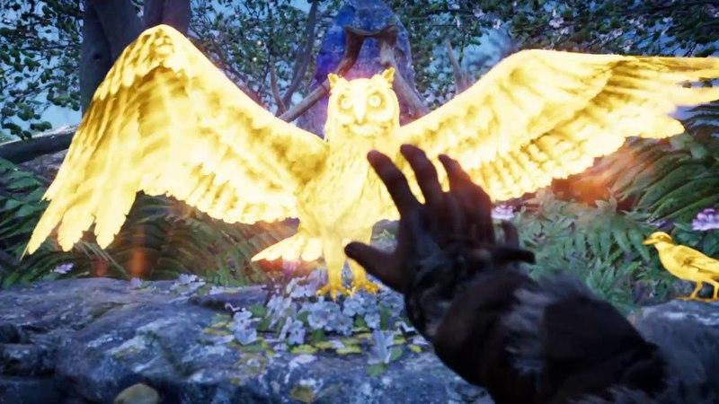 Прохождение Far Cry Primal Шаман Тинсей приручить сову 3