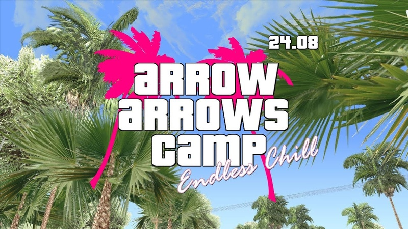 Arrow Arrows Camp Endless Chill