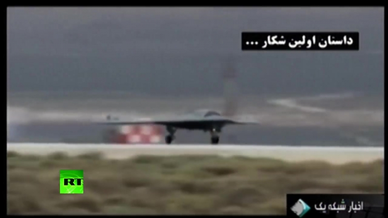 Video_ Iran TV shows proof US RQ-170 Sentinel drone decoded