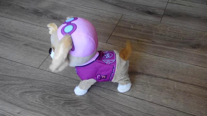 Интерактивная собачка Скай Щенячий патруль