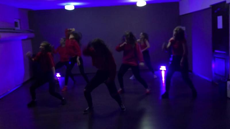 Markul ft. Oxxxymiron - Fara Morgana / choreography by Alyona Stolyar