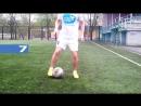 10 упражнений на контроль мяча _ Техника _Часть 1_ 10 exercises on ball control
