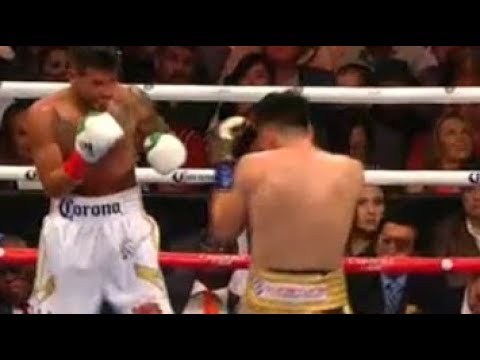 Leo Santa Cruz vs. Abner Mares II FULL FIGHT
