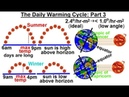 Astronomy - Ch. 9.1: Earth's Atmosphere (31 of 61) The Daily Warming Cycle: Part 3