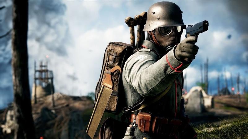 Батлфилд 5 прохождение, альфа версия. [Battlefield 5]